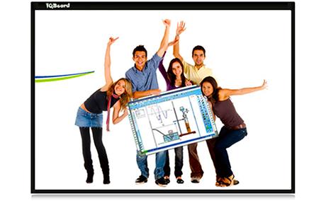 Bảng tương tác thông minh IQboard DVT